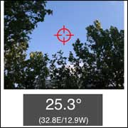 DishPointer Line of Sight App